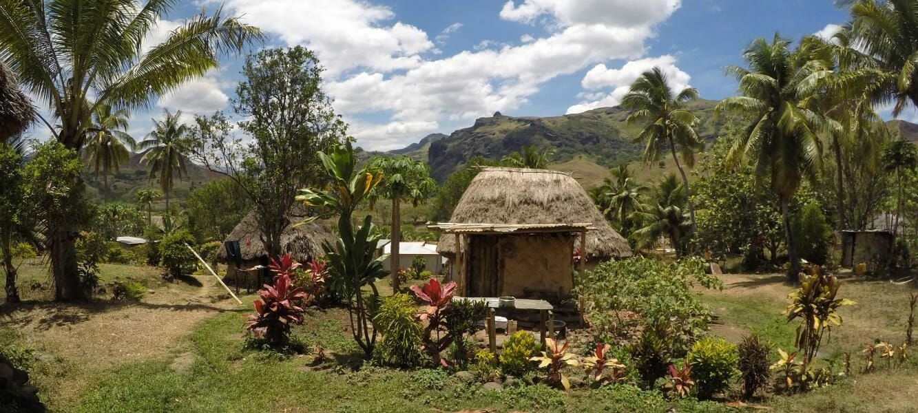 Navala Village tour by a local in Fiji