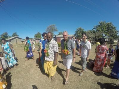Best tours in Fiji meet local fijian village in Fiji on a private guided tour
