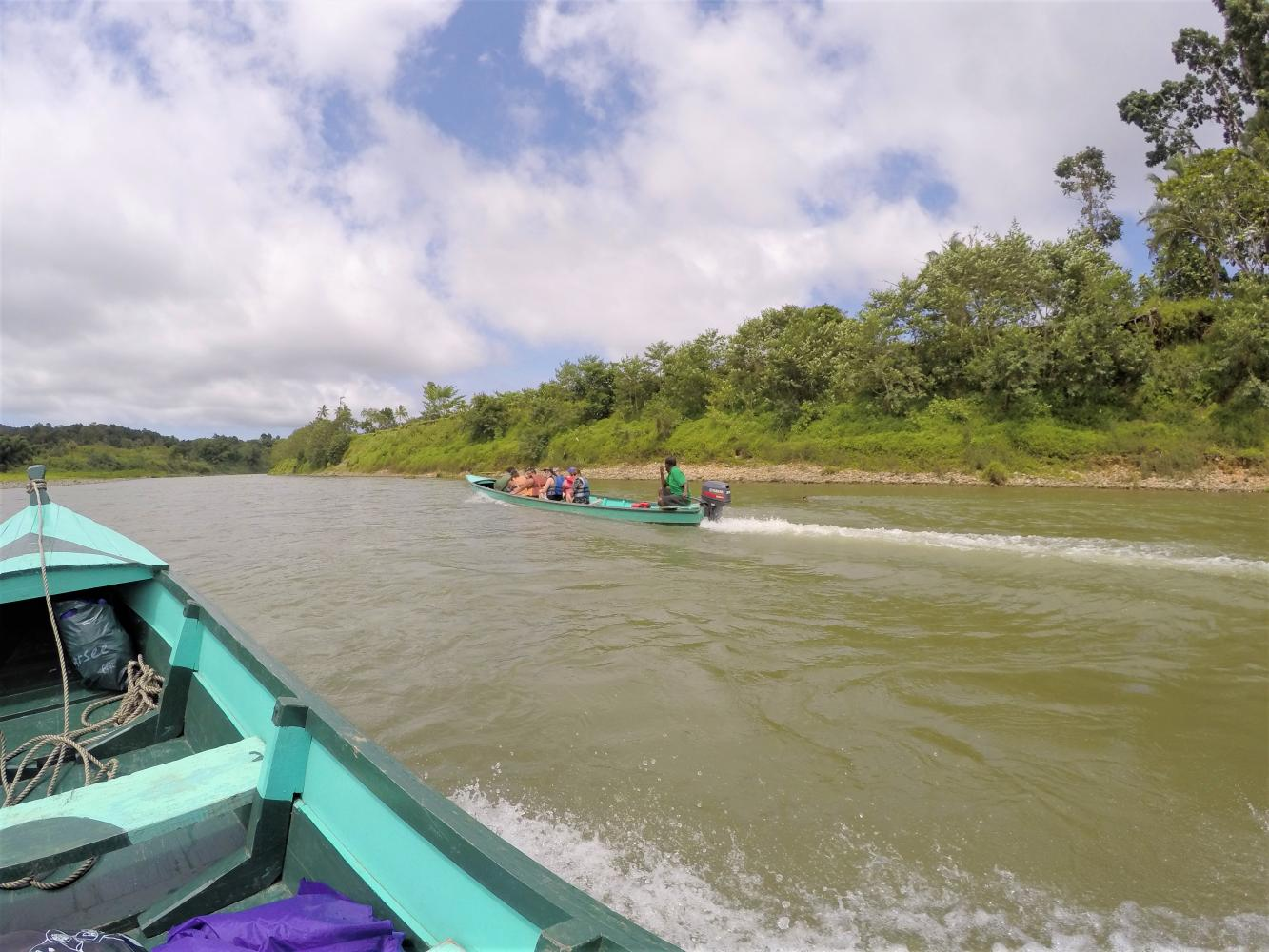 Jewel of Fiji River and waterfall tour with village tour in Fiji