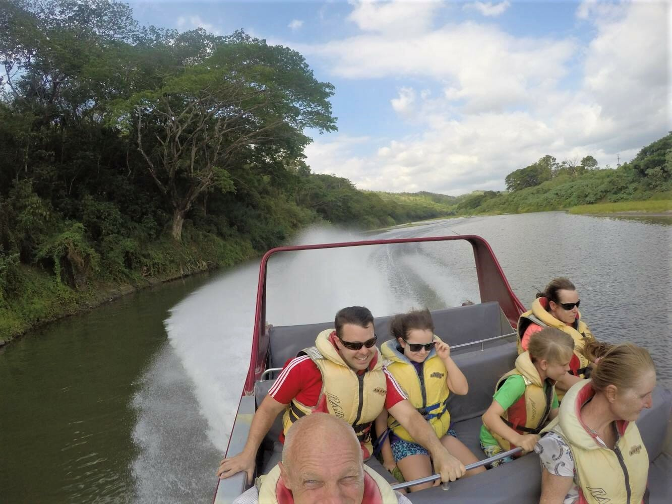 Sigatoka Jetboat ride with village tour and other things to do