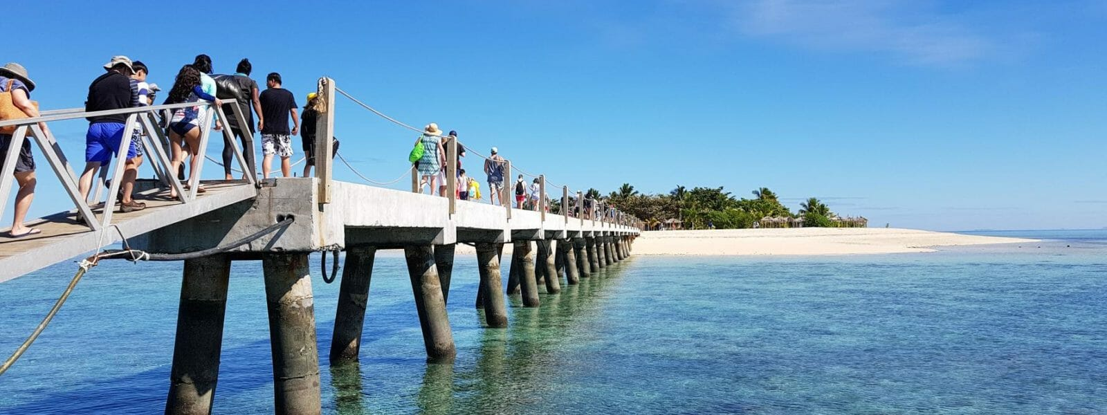 Tivua Island day tour in Fiji