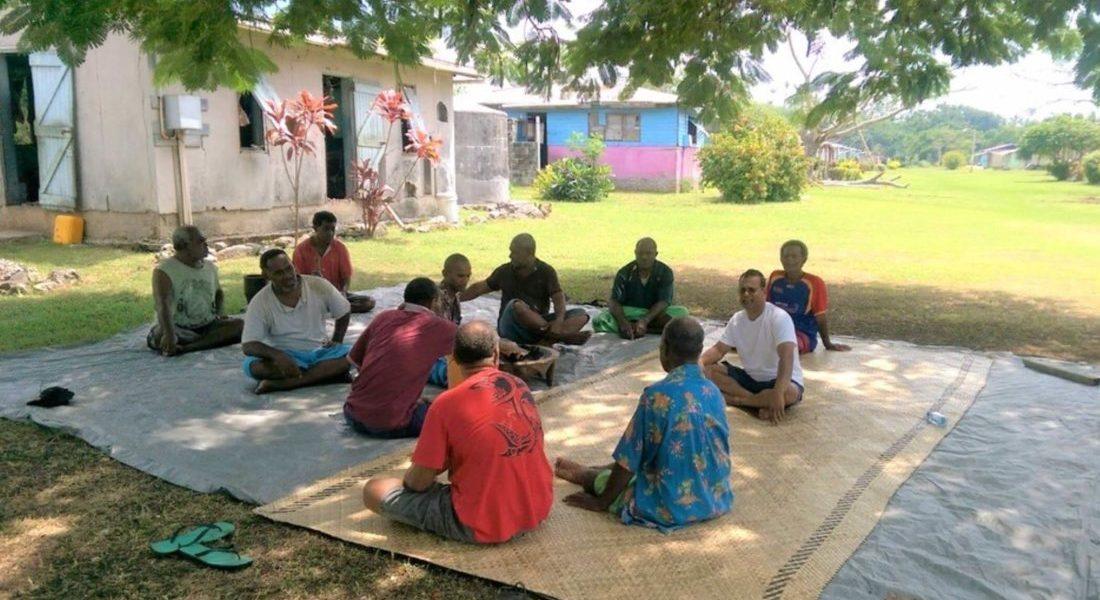 Special Kava Tasting in Fiji